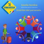 Tavolo tecnico per la mobilità: bozza di accordo
